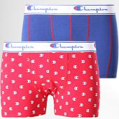 /achat-boxers/champion-lot-de-2-boxers-y081w-blanc-rouge-bleu-roi-172448.html