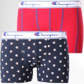 /achat-boxers/champion-lot-de-2-boxers-y081w-rouge-bleu-marine-blanc-172450.html
