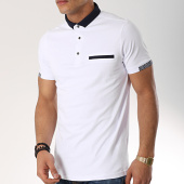 /achat-polos-manches-courtes/classic-series-polo-manches-courtes-532-blanc-172427.html