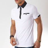 /achat-polos-manches-courtes/classic-series-polo-manches-courtes-531-blanc-172428.html