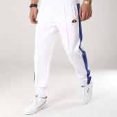 /achat-pantalons-joggings/ellesse-pantalon-jogging-avec-bandes-jet-sha06417-blanc-bleu-roi-172542.html