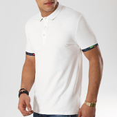 /achat-polos-manches-courtes/mtx-polo-manches-courtes-f1039-blanc-floral-172506.html