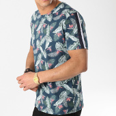 /achat-t-shirts/mtx-tee-shirt-avec-bandes-f1023-bleu-marine-floral-172514.html