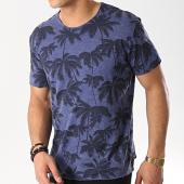 /achat-t-shirts/mtx-tee-shirt-f1028-bleu-marine-floral-172543.html