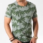 /achat-t-shirts/mtx-tee-shirt-f1028-vert-kaki-floral-172549.html