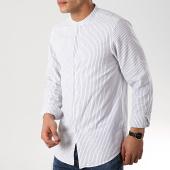 /achat-chemises-manches-longues/mtx-chemise-manches-longues-col-mao-xs1302-blanc-bleu-clair-172566.html