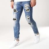/achat-jeans/mtx-jean-slim-ke6637-bleu-denim-vert-kaki-camouflage-172599.html