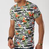 /achat-t-shirts/mtx-tee-shirt-tm0043-noir-blanc-floral-172612.html