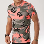 /achat-t-shirts/mtx-tee-shirt-tm0041-vert-kaki-camouflage-orange-fluo-172639.html