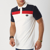 /achat-polos-manches-courtes/petrol-industries-polo-manches-courtes-916-blanc-bleu-marine-rouge-172455.html