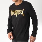 /achat-t-shirts-manches-longues/seth-gueko-tee-shirt-manches-longues-destroy-noir-dore-172469.html