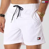 /achat-maillots-de-bain/tommy-hilfiger-jeans-short-de-bain-medium-drawstring-1080-blanc-172436.html