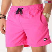 /achat-maillots-de-bain/tommy-hilfiger-jeans-short-de-bain-medium-drawstring-1080-rose-172438.html