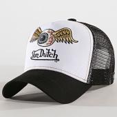 /achat-trucker/von-dutch-casquette-trucker-art-noir-blanc-172562.html