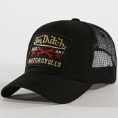 /achat-trucker/von-dutch-casquette-trucker-blacky-noir-172569.html