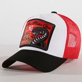 /achat-trucker/von-dutch-casquette-trucker-snake-noir-blanc-rouge-172580.html