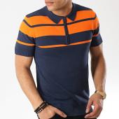 /achat-polos-manches-courtes/bellfield-polo-manches-courtes-kayden-bleu-marine-orange-172737.html