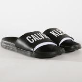 /achat-claquettes-sandales/calvin-klein-claquettes-slide-376-noir-blanc-172707.html