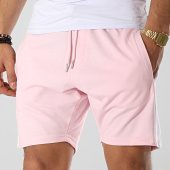 /achat-shorts-jogging/d-struct-short-jogging-vorone-rose-blanc-172793.html