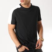 /achat-t-shirts/d-struct-tee-shirt-avec-bandes-linton-noir-blanc-172797.html