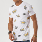 /achat-t-shirts/john-h-tee-shirt-1966-blanc-dore-172770.html