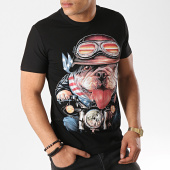 /achat-t-shirts/john-h-tee-shirt-1907-noir-172777.html