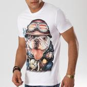 /achat-t-shirts/john-h-tee-shirt-1907-blanc-172779.html
