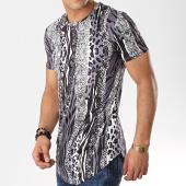 /achat-t-shirts-longs-oversize/john-h-tee-shirt-oversize-1972-gris-noir-blanc-leopard-172781.html
