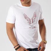 /achat-t-shirts/john-h-tee-shirt-1903-blanc-172813.html