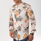 /achat-chemises-manches-longues/mtx-chemise-manches-longues-tm0026-ecru-floral-172653.html