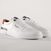 /achat-baskets-basses/pepe-jeans-baskets-traveller-pms30539-white-172730.html