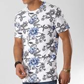 /achat-t-shirts/aarhon-tee-shirt-19-009-blanc-gris-bleu-clair-floral-172966.html