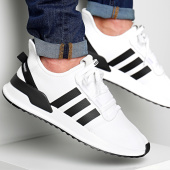 /achat-baskets-basses/adidas-baskets-u-path-run-ee7344-footwear-white-core-black-173066.html