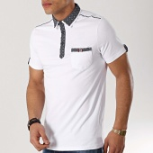 /achat-polos-manches-courtes/classic-series-polo-manches-courtes-538-blanc-172931.html