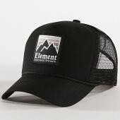/achat-trucker/element-casquette-trucker-peak-noir-172917.html