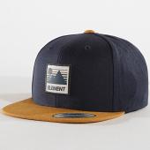 /achat-snapbacks/element-casquette-snapback-trenker-bleu-marine-camel-172919.html