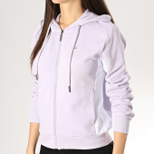 /achat-sweats-zippes-capuche/fila-sweat-zippe-capuche-femme-pola-687154-lilas-173024.html