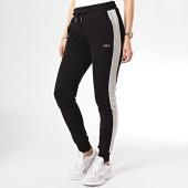 /achat-pantalons-joggings/fila-pantalon-jogging-femme-avec-bandes-flora-687156-noir-gris-chine-173027.html