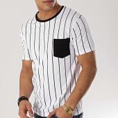 /achat-t-shirts-poche/frilivin-tee-shirt-poche-9253-a8278-blanc-noir-172864.html