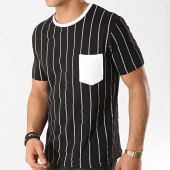 /achat-t-shirts-poche/frilivin-tee-shirt-poche-9253-a8278-noir-blanc-172865.html