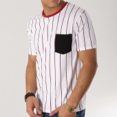 /achat-t-shirts-poche/frilivin-tee-shirt-poche-9253-a8278-blanc-bordeaux-172886.html