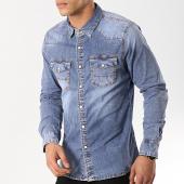 /achat-chemises-manches-longues/frilivin-chemise-manches-longues-ca-611-bleu-denim-172904.html