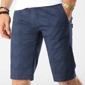 /achat-shorts-chinos/frilivin-short-a-carreaux-yk-1-bleu-marine-172908.html