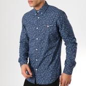 /achat-chemises-manches-longues/jack-and-jones-chemise-manches-longues-paris-bleu-marine-floral-173032.html