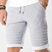/achat-shorts-jogging/lbo-short-jogging-avec-empiecements-649-gris-chine-173076.html