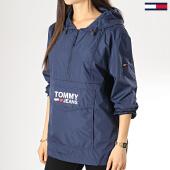 /achat-coupe-vent/tommy-hilfiger-jeans-coupe-vent-femme-popover-6635-bleu-marine-172902.html