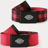 /achat-ceintures/dickies-ceinture-reversible-scottsville-carreaux-noir-rouge-173205.html