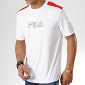 /achat-t-shirts/fila-tee-shirt-de-sport-erol-687144-blanc-rouge-173134.html