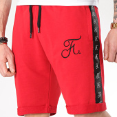 /achat-shorts-jogging/final-club-short-jogging-avec-bandes-et-broderie-200-rouge-173198.html