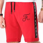 /achat-shorts-jogging/final-club-short-jogging-avec-bandes-et-broderie-200-rouge-173198.html